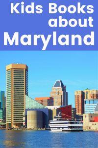 Maryland children's books - children's books about Maryland - books about Maryland - books set in Maryland - Maryland picture books - picture books about Maryland