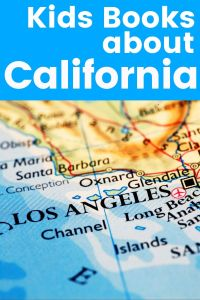 Children's books about california - books about Los Angeles