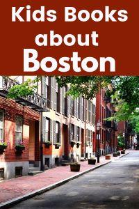 Boston picture books - Massachusetts picture books - books set in Massachusetts - books set in Boston - kids books about Boston - Boston kids book