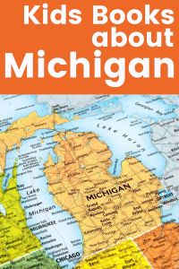 Children's books about Michigan - children's books set in Michigan - Michigan picture books - picture books about Michigan - books about Michigan for kids - Books about Detroit - Kids Books about Michigan
