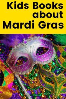 Mardi gras picture books - books about Mardi gras - louisiana children's books - kids books Mardi Gras - Mardi gras kids books -Mardi Gras children's books