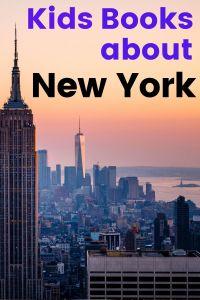 New York children's books - children's books about New York - children's books set in New York - New York City