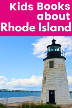 Rhode Island picture books - children's books set in Rhode Island - children's books about Rhode Island