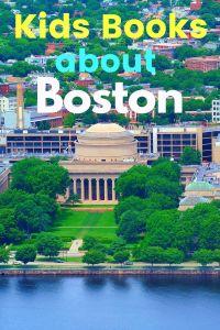 children's books about Boston - Boston children's books - books set in Boston