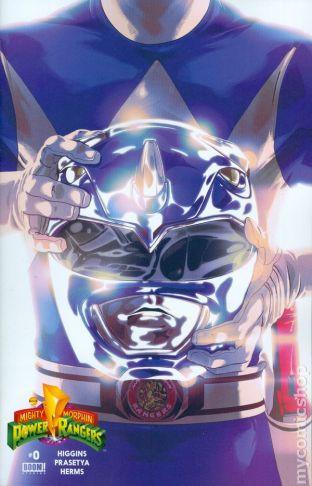 Power Rangers #0D