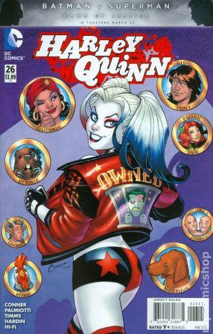 Harley Quinn #26A