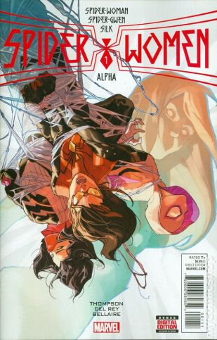 Spider-Women Alpha #1A