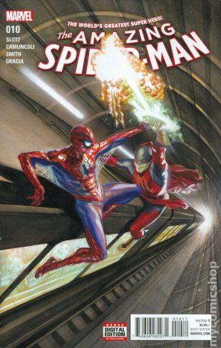 Spider-Man #10A