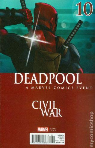 Deadpool #10B