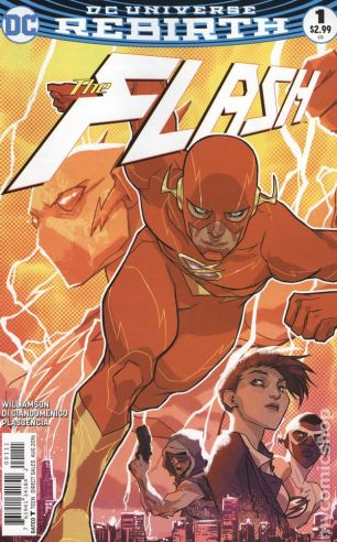 The Flash #1A