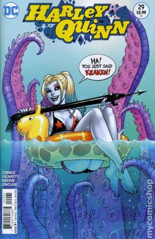 Harley Quinn #29B
