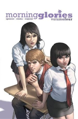 Morning Glories Volume 4