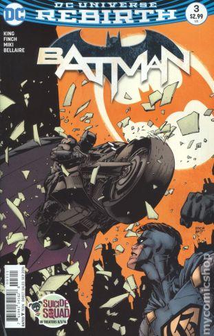 Batman #3A
