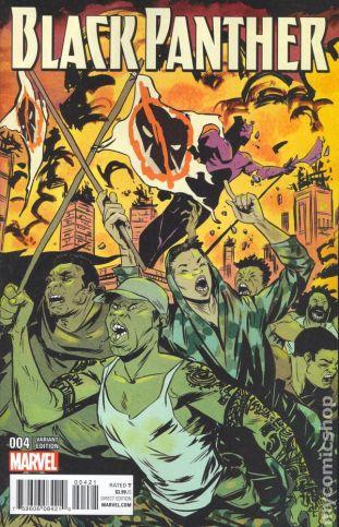 Black Panther #4C