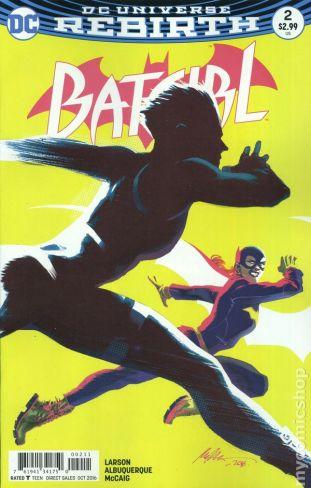 Batgirl #2A