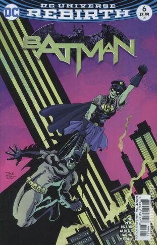 Batman #6B
