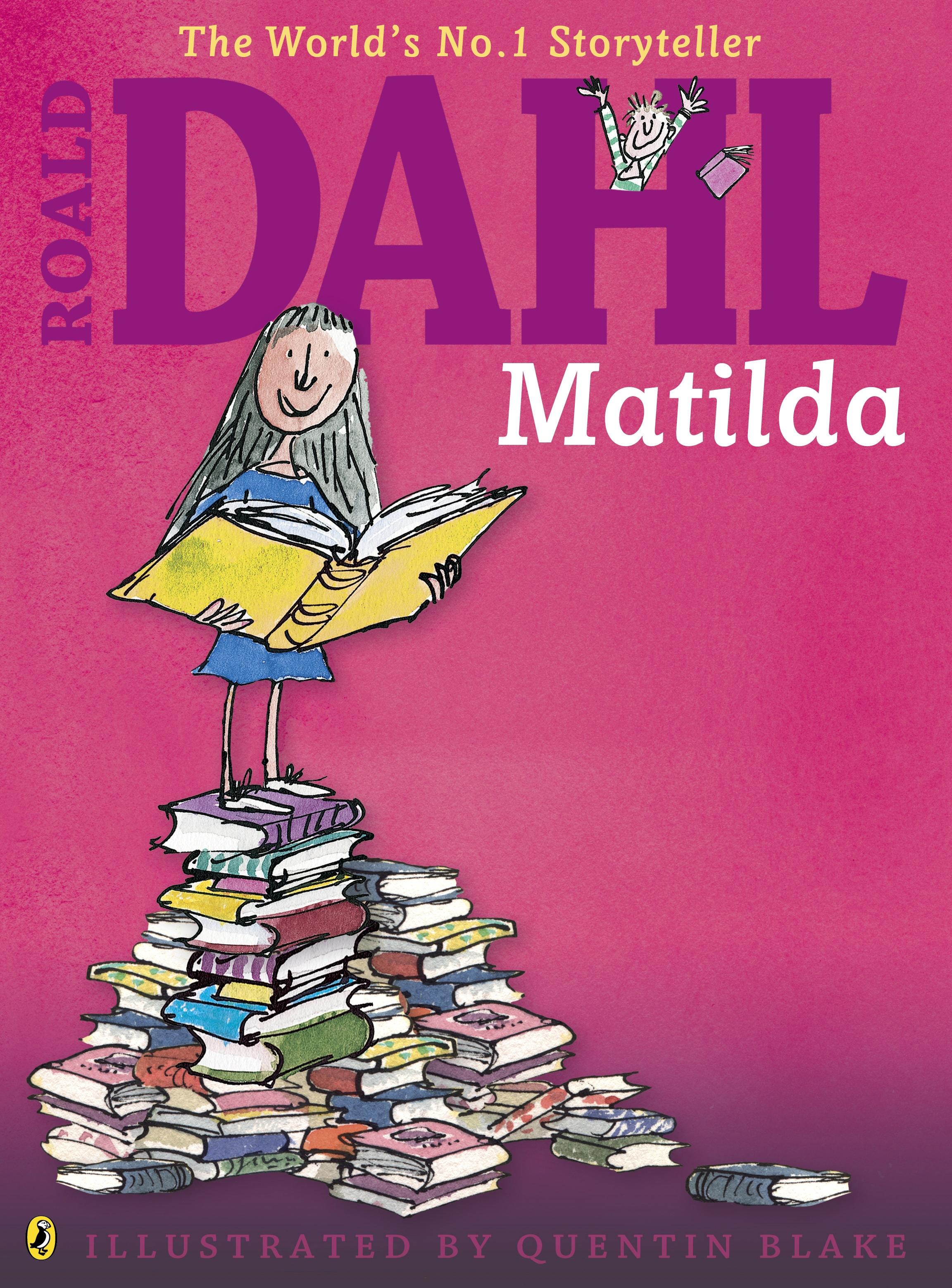 Childhood Favourites Matilda By Roald Dahl Books Baking