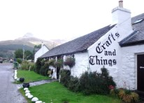 Craft & Things shop in Glencoe