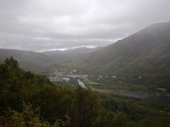 View towards Kinlochleven
