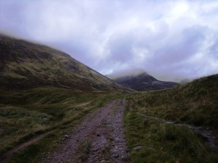 The path towards Fort William