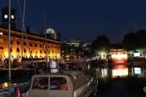 Danish house at St Katharine Docks