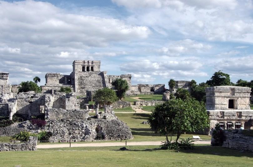 Tulum, ruins