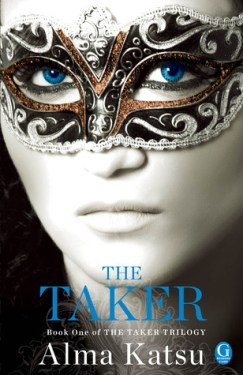 The Taker paperback