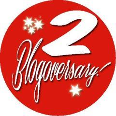 Blogoversary round