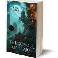 THE SCROLL OF YEARS by Chris Willrich – Review