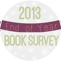 Tammy's 2013 End of Year Book Survey