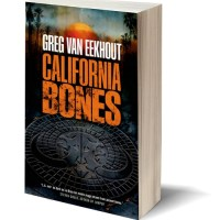 The Los Angeles I Wish I Lived in: CALIFORNIA BONES by Greg van Eekhout – Review
