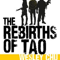 Cover Reveal! THE REBIRTHS OF TAO by Wesley Chu