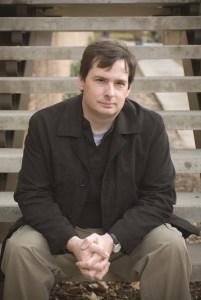 Daryl Gregory Author Photo