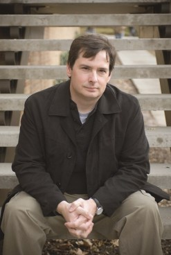Daryl Gregory Author Photo