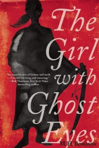 The Girl with Ghost Eyes
