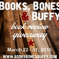 Book Review Giveaway – Win a Book I Reviewed in February!