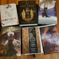 Over-Booked [45] – A Book Haul Post