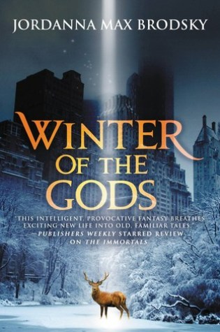 WINTER OF THE GODS by Jordanna Max Brodsky – Review