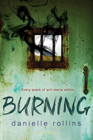 BURNING by Danielle Rollins – Review