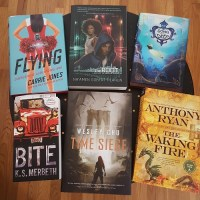 Over-Booked [51] – A Book Haul Post