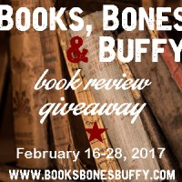 Book Review Giveaway – Win a Book I Reviewed in January