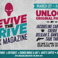 Apex Magazine: Revive the Drive! Interview with Editor Lesley Conner