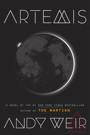 ARTEMIS by Andy Weir – Review #RRSciFiMonth