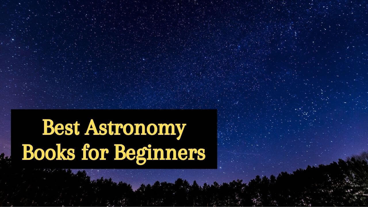 Astronomy Books recommendation