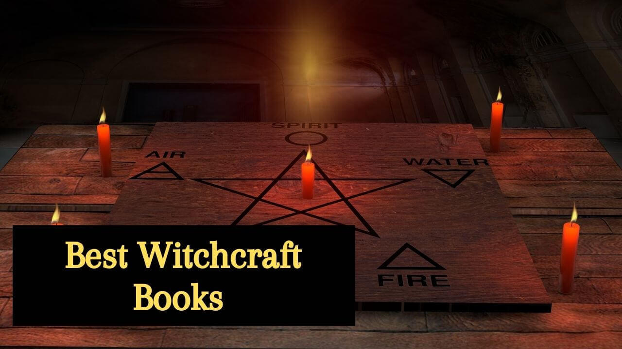 Witchcraft books recommendation