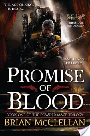 Review of Promise of Blood by Brian McClellan
