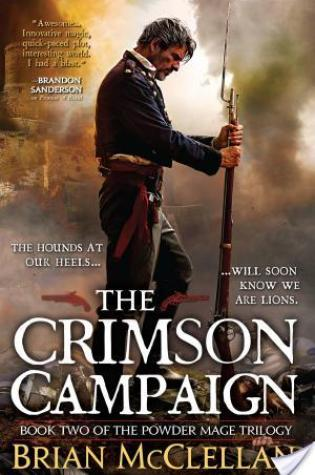 Review of The Crimson Campaign by Brian McClellan