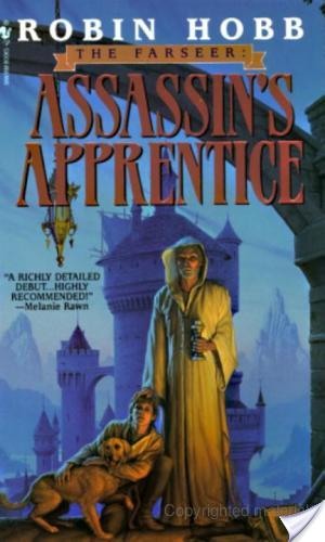 Review of Assassin's Apprentice by Robin Hobb
