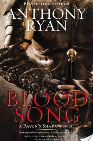 Review of Blood Song by Anthony Ryan