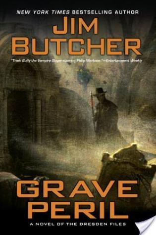 Review of Grave Peril by Jim Butcher